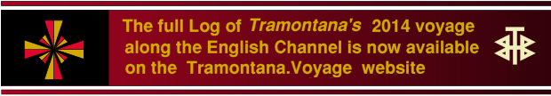 To Tramontana.Voyage website