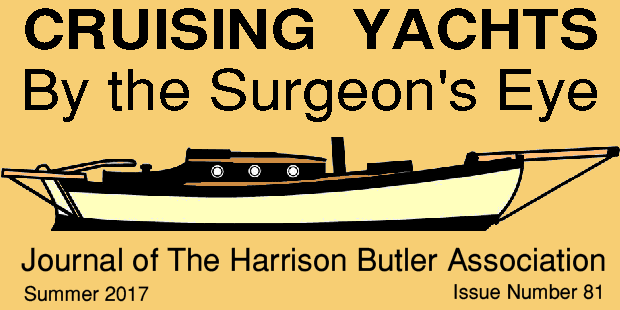 CRUISING YACHTS By the Surgeon's Eye 81, Summer 2017